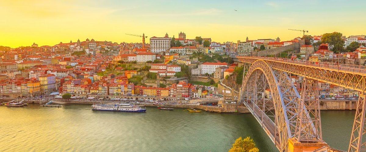 ערים מרכזיות בפורטוגל
